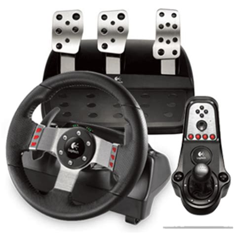 volanti per pc logitech g27 racing wheel dual motor feedback