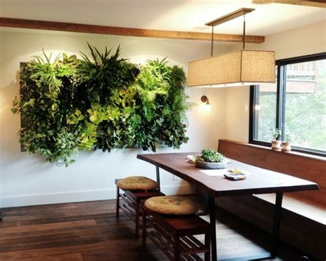 296 Best Vertical Garden Wall Images On Pinterest Indoor Wall Gardens