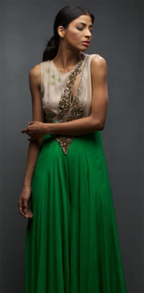 dolly j fashion designer fashion profile indo western designer wear by dolly j
