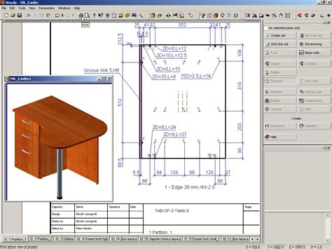 furniture design software wood work free furniture design software pdf plans