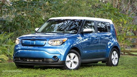 Soul Kia Reviews 2015 Kia Soul Ev Review Autoevolution