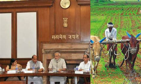 Cabinet Of Agriculture by Cabinet Nod To Mous On Agriculture Allied Sectors India