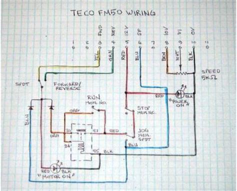 vfd drives wiring diagram circuit diagram maker