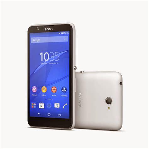 Handphone Sony Xperia E4 Dual sony xperia e4 dual
