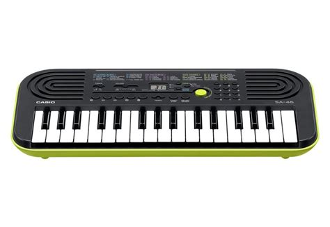 Casio Keyboard Mini Sa 77 pin orga casio sa 76 on