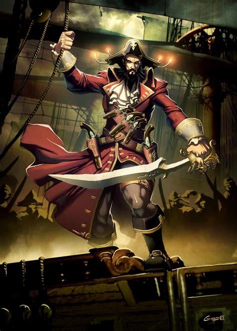 blackbeard pirate blackbeard by genzoman on deviantart