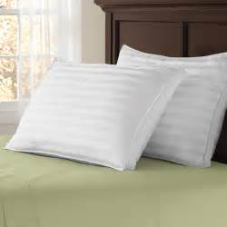 canopy organic comfort bed pillow walmart