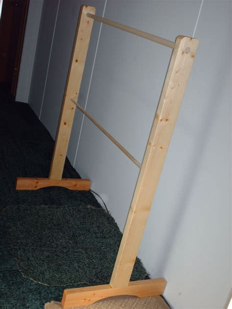 Build A Clothes Rack by Portable Yard Sale Clothes Rack By Cobra5 Lumberjocks