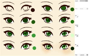 anime eye tutorial by xmajutsu shix on deviantart