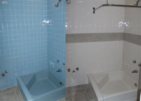 painting bathroom tiles before and after nice tile paint for bathroom 10 bathroom tile reglazing