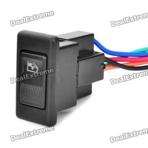 Switch Power Window Universal universal car power window switch 12v free shipping dealextreme