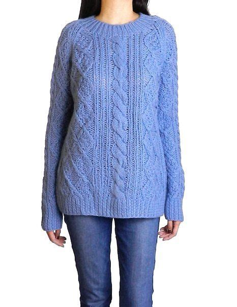 Sweater Knit Satchel By Gerard Darel by Gerard Darel S Marilyn Cable Knit Jumper