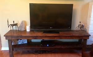 tv stand farm table