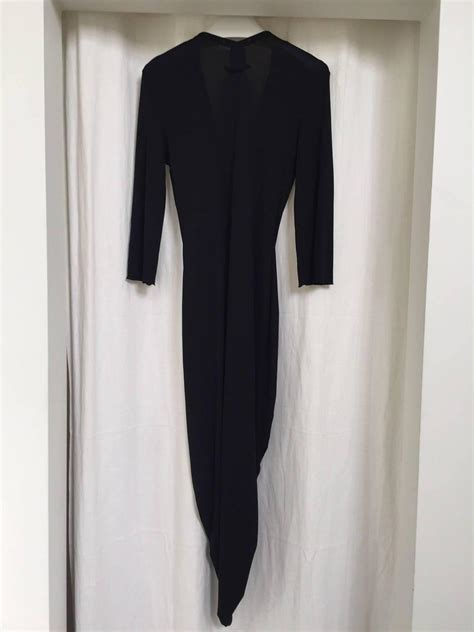 Wst 10880 Lace Chain Waist Dress jean paul gaultier black knit dress with metal chainball