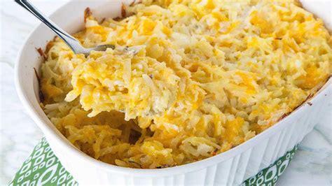 cheesy potato casserole recipe from pillsbury com