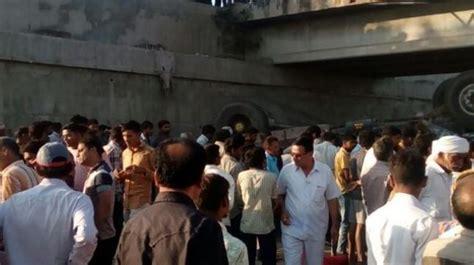 Ahmedabad Wedding Killed by Gujarat Truck Carrying Wedding Falls Into Drain In