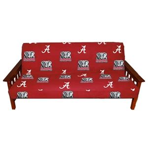 sports futon covers university sports team logo college futon covers dcg