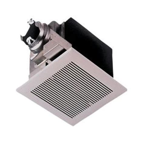 panasonic bathroom fans home depot panasonic whisperceiling 290 cfm ceiling exhaust bath fan