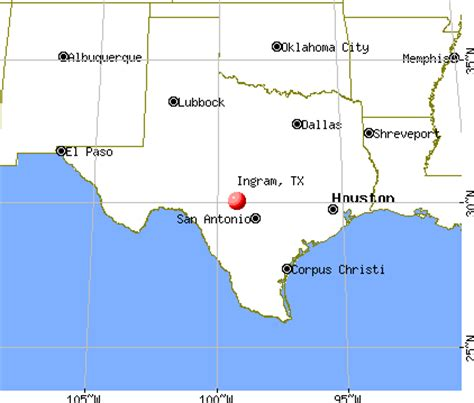 ingram texas map ingram texas tx 78025 78028 profile population maps real estate averages homes