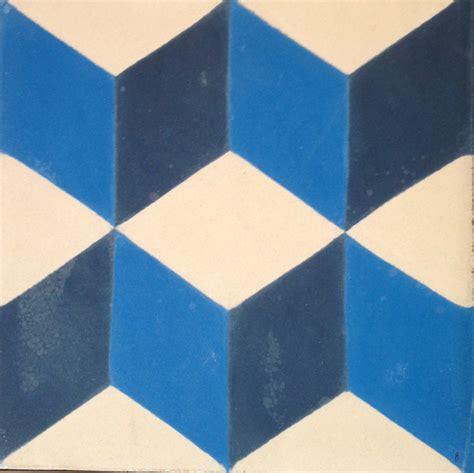 geometric pattern tiles uk geometric tile cubic tile 3d tile blue square tile