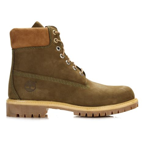 green timberland boots timberland mens olive green ankle boots waterproof