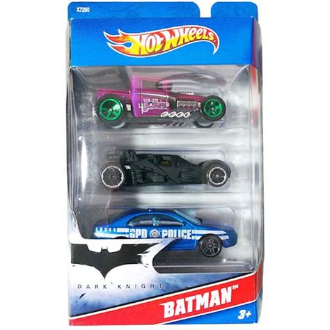 Wheels Batman 3 Pack wheels batman 3 pack