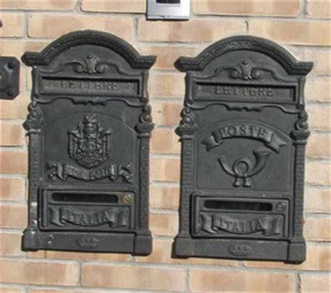 cassette postali incasso muro cassette postali e porta lettere posta fonderia