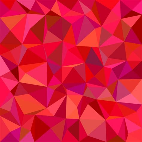 mosaic background red mosaic background vector free download