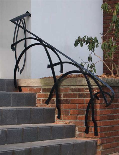 Banister Iron Works by Metals Work Forge Blacksmith Blacksmith Fence