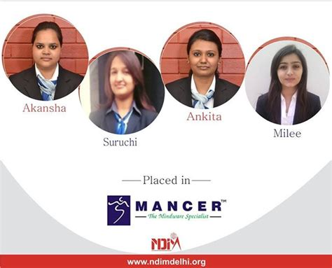 Executive Mba Placements by 62 Best Images About Ndim Mba Placements 2015 On