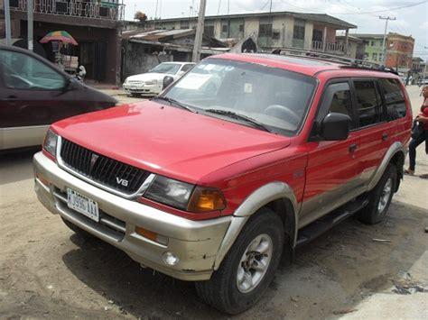 automotive air conditioning repair 1998 mitsubishi montero head up display registered mitsubishi montero sport 1998 n900 000 00 call 08023416552 autos nigeria