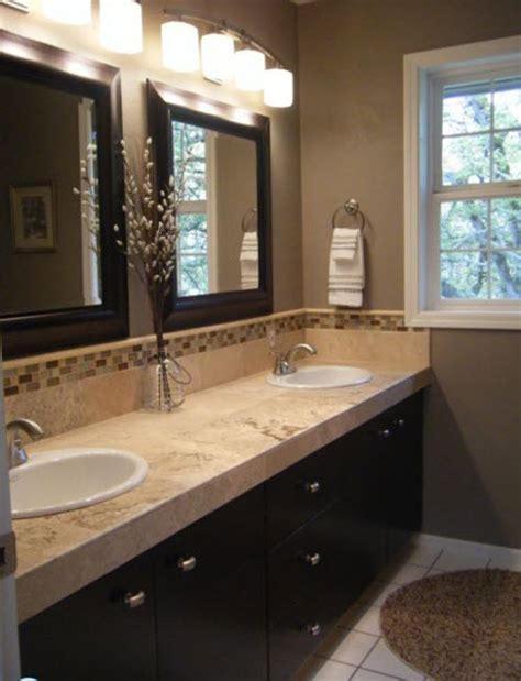 Blue And Beige Bathroom Ideas by 40 Beige And Brown Bathroom Tiles Ideas And Pictures