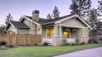Craftsman Home Plans With Pictures Northwest Style Craftsman House Plan Single Story