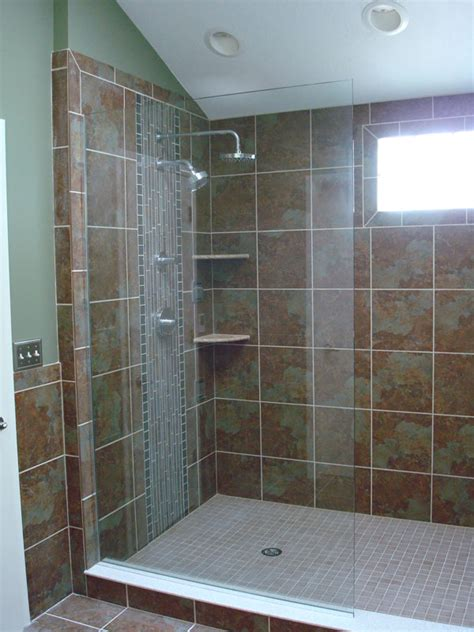 replacing a bathtub with a walk in shower lifetime home enhancements