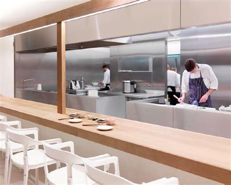 restaurant kitchen plans design afreakatheart dos palillos the restaurant of the casa cer hotel