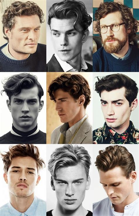different kinds of boy hairstyles hair styles men a collection of ideas to try about hair