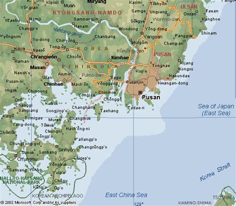 pusan on map busan korea map check out busan korea map cntravel