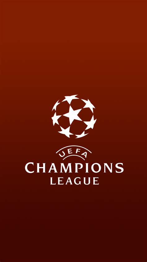 wallpaper iphone 5 football iphone bgs 187 uefa chions league football logo iphone 5
