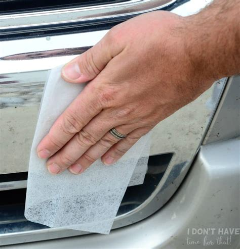 dryer sheets and bed bugs top 10 easy hacks for a clean car i don t have time for