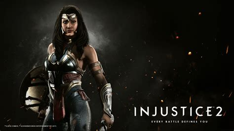 imagenes de wonder woman injustice fonds d 201 cran injustice 2