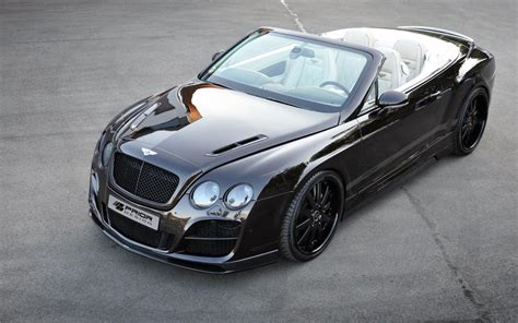 Bentley Gtc Supersport Bentley Continental Supersports Car Tuning