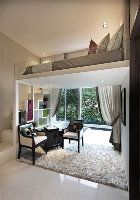 stylish small studio apartments decorations    love