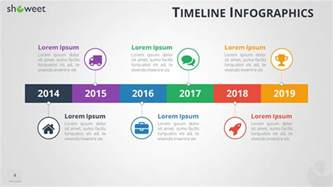 Timeline Infographics Templates For Powerpoint
