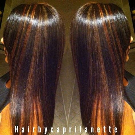 mahogany red hair with high lights 17 best images about mahogany highlights on pinterest