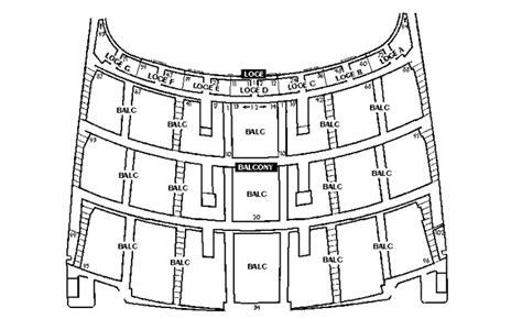 the shrine los angeles seating chart advance tickets shrine auditorium
