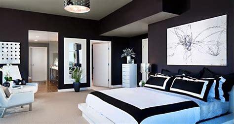 home design idea black and white bedroom decor ideas d 233 cor de maison d 233 coration chambre