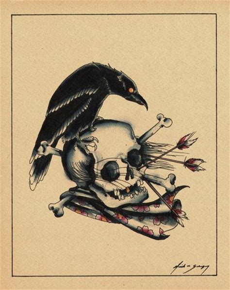 tattoo flash ravens 20 best raven images on pinterest crows ravens raven