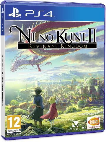 Ni No Kuni Ii Revenant Kingdom Collector Edition Ps4 ni no kuni ii revenant kingdom s handsome collector s editions revealed playstation europe