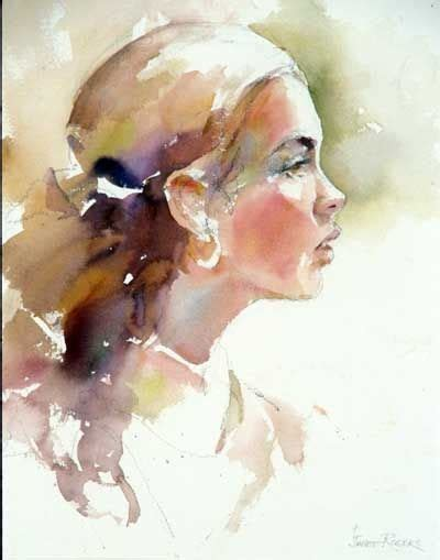 watercolor tutorial face 17 best images about sketch drawings water color on