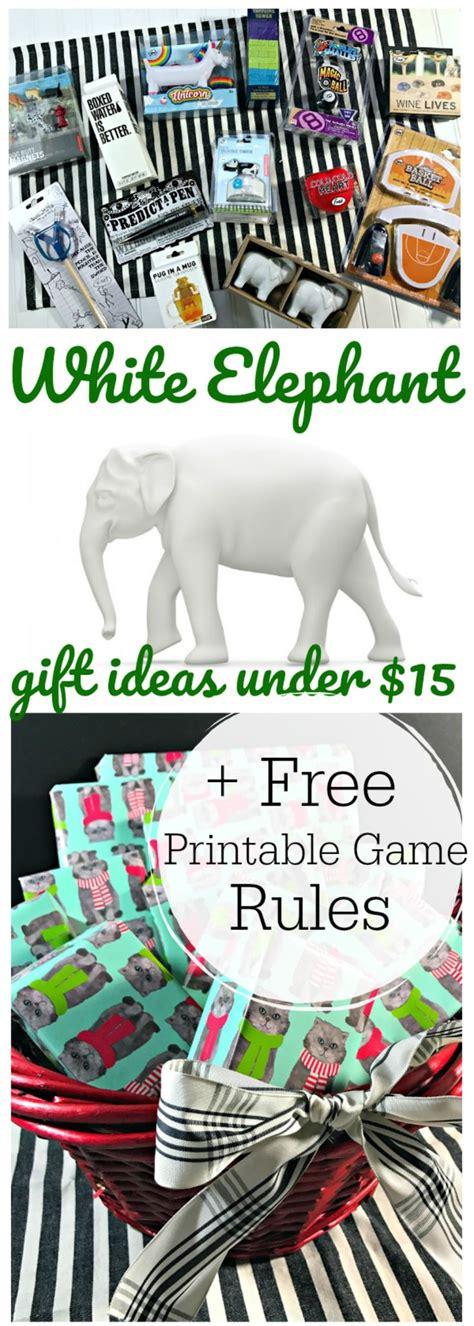 christmas exchange undee 15 best 25 white elephant ideas on white elephant present